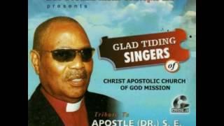 The great apostle ogbonmwan