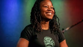 Greening the ghetto | Majora Carter