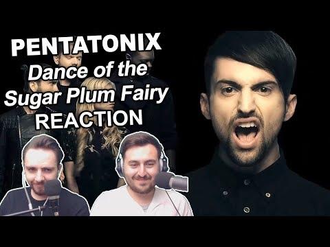 """Free download lagu """"Pentatonix - Dance of the Sugar Plum Fairy"""" Singers Reaction terbaru 2020"""