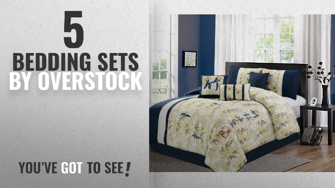 Top 10 Overstock Bedding Sets 2018 Elight Home Feng Shui