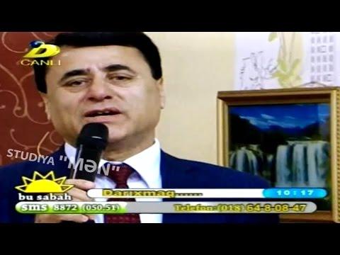 """Tagi Salahoglu-""""Aglama gulum aglama""""(mus:Elvusal, soz: Qenber Shemshir)"""