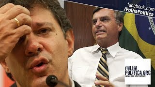Bolsonaro retruca Haddad após decisão judicial, fala sobre 'Ku Klux Klan' e denuncia política..