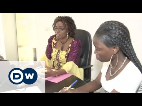 Gilletta Mouyabi empowers women in IT business | Africa on the Move