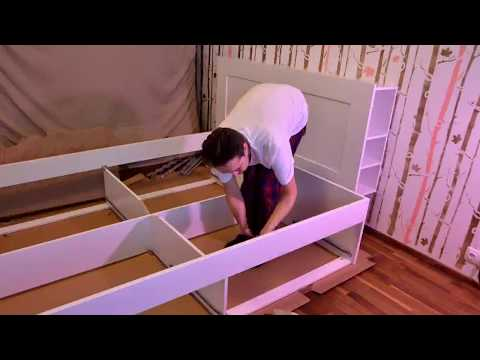 timelapse-of-ikea-brimnes-bed-assembly
