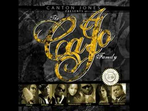 Canton Jones CaJo Family ~Great Things