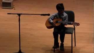 Rahul Guitar Recital 02/24/2013