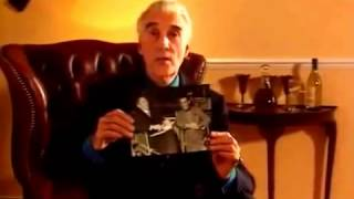 Christopher Lee Talks about Peter Cushing and Vincent Price.