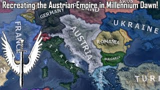 Recreating the Austrian Empire! (Hoi4 Speedrun/Timelapse)