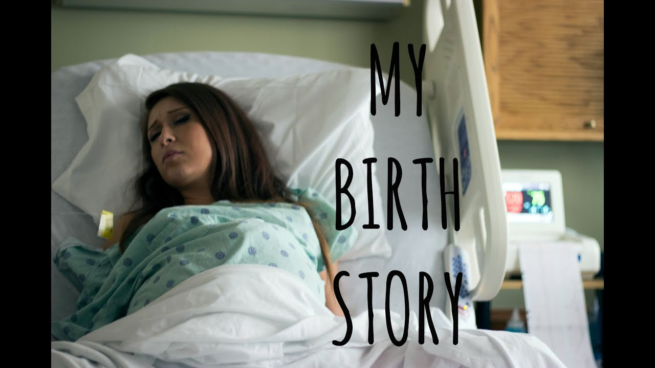 a personal story the birth of my daughter