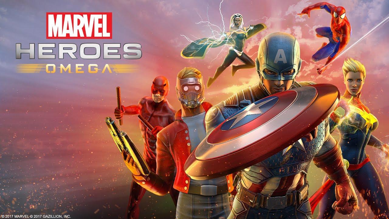 Marvel heroes omega official launch trailer youtube - Heros avengers ...