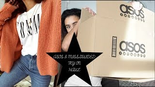 SPRING ASOS & MISSGUIDED FASHION HAUL | TRY ON