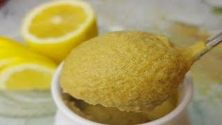 Горчица домашняя с лимонным соком, цыганка готовит. Горчица к холодцу. Gipsy cuisine.🍋