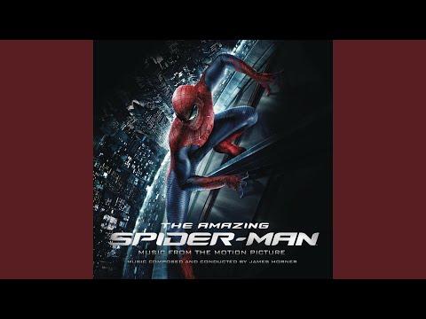 james horner becoming spider man