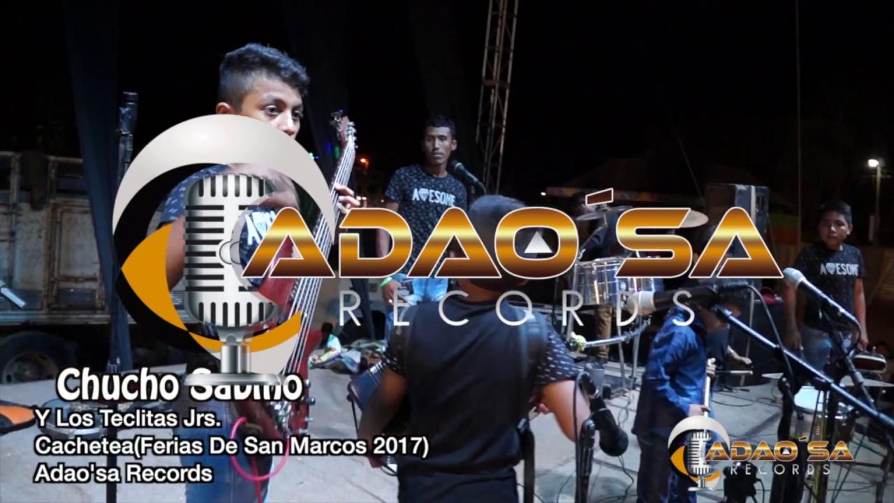 Chucho Y Los Teclitas Jrs Cachetea Feria San Marcos 2017 - YouTube