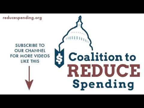 Coalition to Reduce Spending President Jonathan Bydlak on the Bob Zadek Show, 7-28-2013