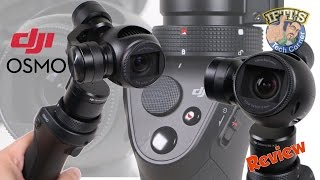 DJI Osmo - Zenmuse X3 Stabilised 4K Gimbal - FULL REVIEW & SAMPLE CLIPS!