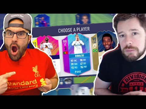 YES!! AWESOME DRAFT REWARDS - FIFA 18 Ultimate Team Draft
