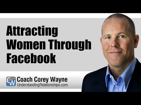 Attracting Women Through Facebook
