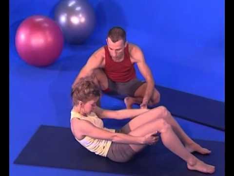 Exercices de Pilates pour débutant