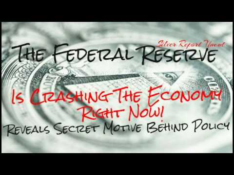 The Fed's Alarming Words! Secret Motive for Policy That Will Cause Economic Collapse