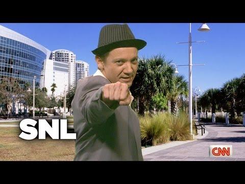The Situation Room: David Petraeus - Saturday Night Live