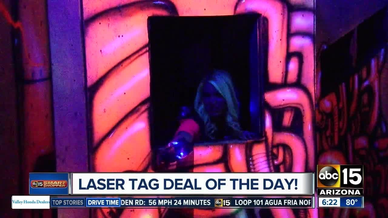 deal of the day stratum laser tag
