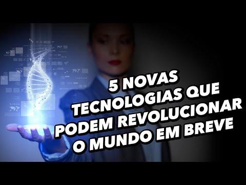 5 novas tecnologias que podem revolucionar o mundo em breve