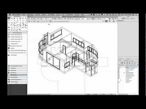 vectorworks basic - 3d zeichenprogramm für tischler, schreiner, Innenarchitektur ideen