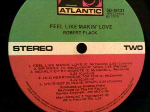 Roberta Flack - Mr Magic (1975)