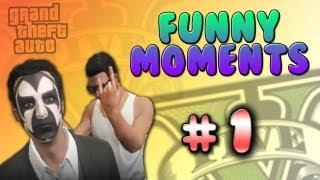 GTAV Online | Momentos graciosos 1#