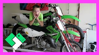 PICKING UP A DIRT BIKE TRAILER (Day 1476)