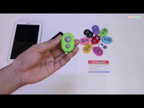 [Amuadi.Com] - Hướng Dẫn Sử Dụng Bluetooth Remote Shutter (AB Shutter 3)
