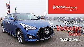 Hyundai Veloster Turbo: Test Drive con Ramón Ferreyros | TODOAutos.pe(Mira al destacado piloto Ramón Ferreyros subirse al nuevo Hyundai Veloster Turbo y comprobar por qué esta versión es mejor que la anterior. Cotiza tu ..., 2016-09-20T02:14:09.000Z)
