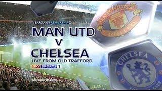 Full Match - Manchester United 1-1 Chelsea (26/11/2006)