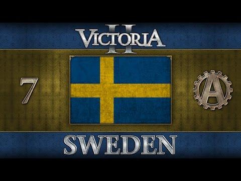 Victoria 2 Let's Play Sweden 7
