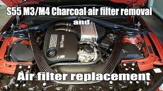Here is a tutorial on how to remove the charcoal air filter and rep...