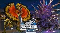 Jurassic World: Das Spiel #49 - JAGGERNAUT 32 BOSS & der STUFE 40 DILOPHOSAURUS! | LP JW Deutsch