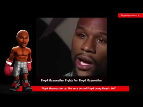 Floyd Mayweather Jr : Amazing Motivation Inspiration - Total 100' Dope Town