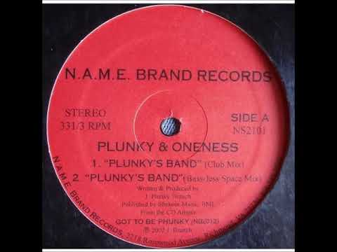 A FLG Maurepas upload - Plunky & Oneness - Plunky's Band (club mix) - Soul Funk