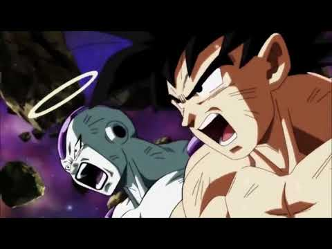 Goku Vs Giren Batalla Final...!