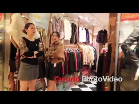 World Largest Clothing Wholesale Market Guangzhou China   Bai Ma  Market Guangzhou China  白马服饰批发市场