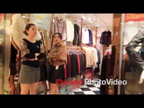 World Largest Clothing Wholesale Market Guangzhou China   Bai Ma  Market Guangzhou China  白马服饰批发市场