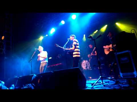 Hudson Taylor - World Without You Live 5-6-14