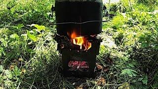 Полевая кухня обычный завтрак(Моя рубрика Полевая кухня в лесу.смотрите будет интересно,также передаю приветы активным участникам групп..., 2015-08-10T20:22:38.000Z)