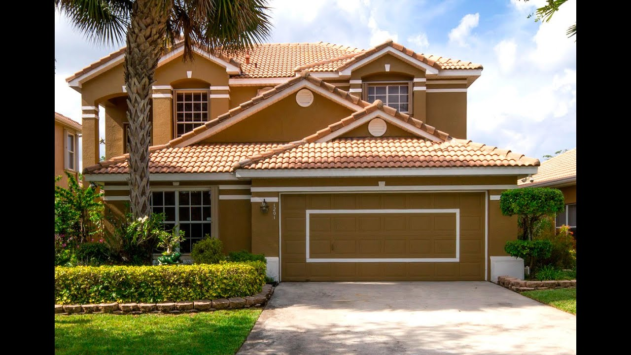 House for rent 5 bedroom 25 bath Delray Lakes Delray