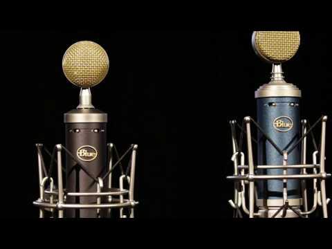 Blue Essential Series Microphones