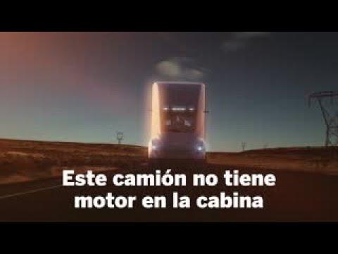 El camión eléctrico de Tesla, nuevo proyecto de Elon Musk | Tecnología