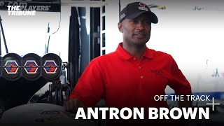 Antron Brown on becoming the first African American auto racing champion