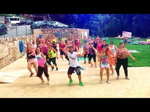 Ricky Martin - Fiebre (original version) # Zumba # João Pedro Ribeiro