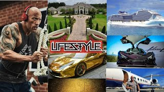 Dwayne Johnson (The Rock) Net Worth, Income, House, Car, Family & Luxurious Lifestyle 2019